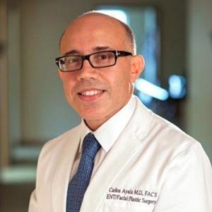 PLASTIC SURGEON, DR. CARLOS AYALA